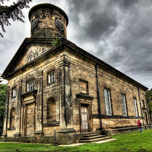 St Bartholomew's Chapel, 1744. Photo courtesy of visitleeds.co.uk