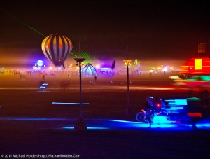 Michael Holden, Burning Man, 2010. (Image source: http://www.flickr.com/photos/michaelholden/6041248253/)
