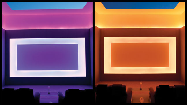 James Turrell, PIcture Plane, Collection of Pamela and Jarl Mohn