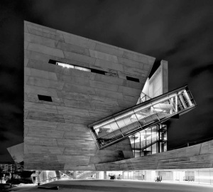 Perot Museum of Nature and Science by Morphosis, Dallas.