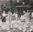 kusama garden